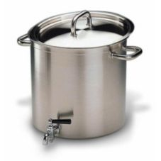 Matfer Bourgeat 694240 Excellence S/S 53 Qt Stock Pot