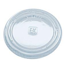 Fabri-Kal 9505084 Clear Plastic 3.25 - 5.5 Oz. Souffle Lid - 2500 / CS