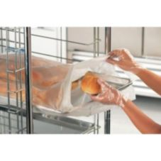 "Food Handler Bun Pan 27 x 37"" Bags Flat Pack"
