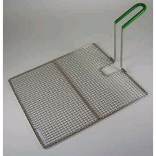 "Frymaster 8030136 12-1/2"" x 13-3/4"" Screen For Support Basket"