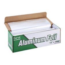 "HFA® 11205 12"" x 1000' Standard Gauge Roll Foil - 1 / RL"