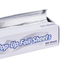 "HFA® 51210 12 x 10-3/4"" Interfolded Foil Sheets - 3000 / CS"