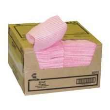 Chicopee Chix® 25608507 Pink Service Wet Wiper - 200 / CS