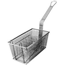 FMP® 225-5002 Fry Basket Divided
