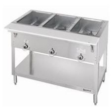 Duke Mfg E303 Aeroserv Stainless Steel Electric Hot Food Unit