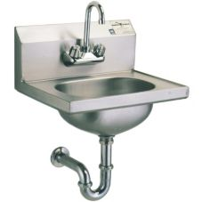 Eagle® HSA-10-FA Wall-Mount Hand Sink with P-Trap
