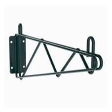 "Metro 1WD18K3 Super Erecta® Wall Mount 18"" Coated Shelf Support"