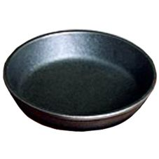 "Excel International RBD6 Cast Iron 6"" Baking Dish - 12 / CS"
