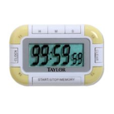 Taylor® Precision 5862 Digital 4-Event Timer