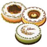 Lucks™ 16632 Edible Image® Autumn Variety Pack - 12 / BX