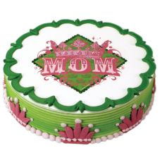 Lucks™ Edible Image® Queen Mom