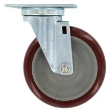 "Caster Connection 5-30-2-5-95-3 5.25"" Poly Swivel Caster"