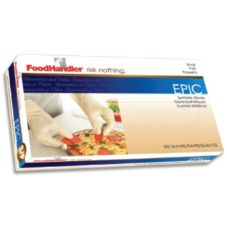 Food Handler 103-FHEP14 Epic Medium Synthetic Glove - 1000 / CS