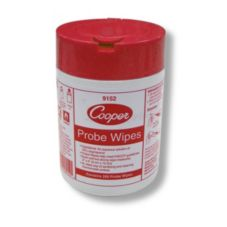 Cooper Atkins 9152 Large Probe Wipes Tub - 200 / TB