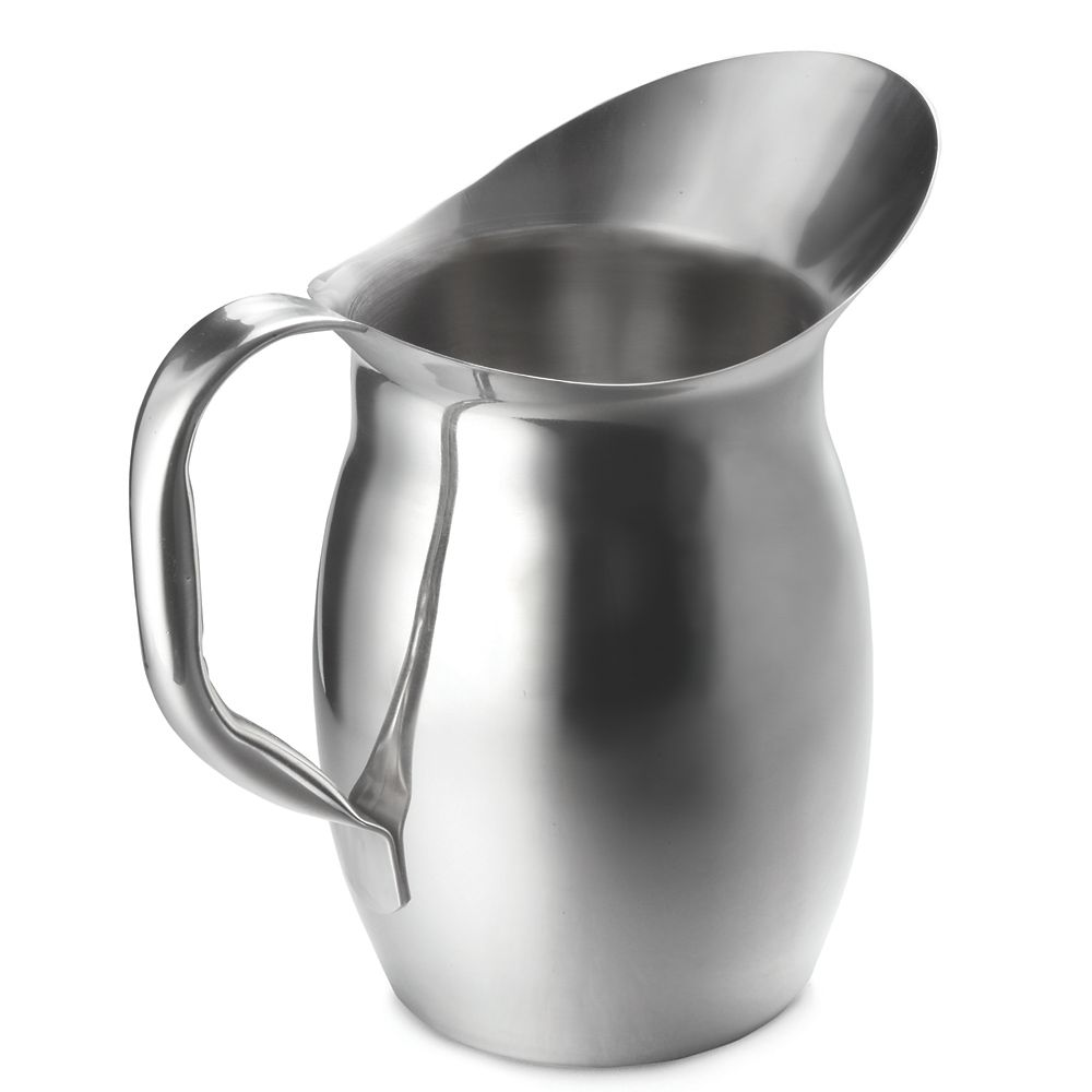 TableCraft-202-Stainless-Steel-2-13-Quart-Pitcher-with-Mirror-Finish