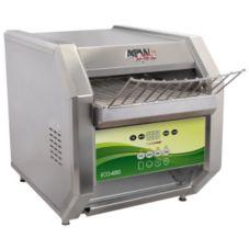 APW Wyott ECO4000 350L Electric Countertop Analog Conveyor Toaster
