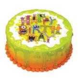 Lucks™ 45776 Edible Image® Monster Birthday - 12 / BX