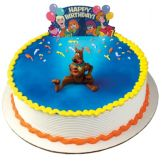 Bakery Crafts® CK-435C Scooby Doo Flashlight Cake Kit - 6 / BX