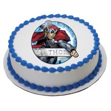 DecoPac 14189 Thor The Mighty Avenger Edible Image - 6 / BX