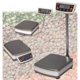 The Scale People 66 Lb. Portion Scale with S/S Pillar Kit