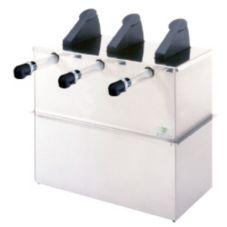 Server Products 7050 Pump-Style Condiment Dispenser Set