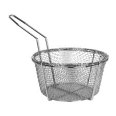 "Thunder Group Wire Mesh round 14"" Fry Basket"
