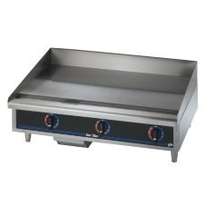 "Star® 536TGF 36"" Star-Max Electrical Griddle with Thermostat"