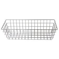 "Win-Holt WBB720/6H Archer Wire 7"" x 20"" Half Basket"
