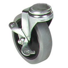 Carlisle® Replacement Swivel Caster with Brake
