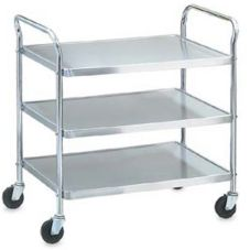 Vollrath® 97166 3-Shelf Thrift-I-Cart