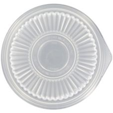 Genpak® FP916 Clear Lid For FP008 / FP012 / FP016 - 300 / CS