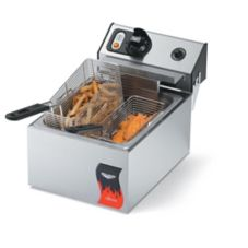 Vollrath® 40705 Cayenne® 10 Lb. Countertop Electric Fryer