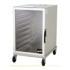 NU VU® Enclosed Half Height Bread Cabinet w/ Left Hinge Front Door