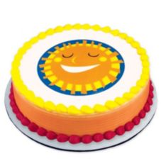 Lucks™ Edible Image® Sunshine