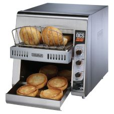 "Star® QCS2-600H-240VOLT 3"" Opening Bread / Bun Toaster"