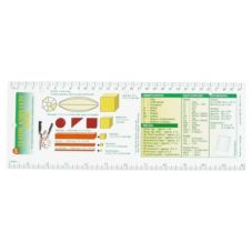 Dexter Russell 182247 Classic Knife-Cuts® Ruler