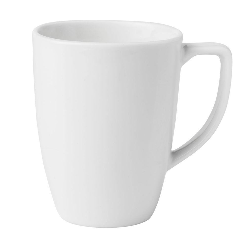 Corelle 6022022 Winter Frost White Stoneware 11 Oz Coffee