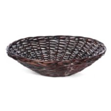 "Willow Specialties 85133.2B 27"" Round Willow Basket"
