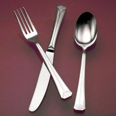 Corby Hall® C6001 Millennium Continental Oval Bowl Spoon - Dozen