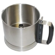 Robot Coupe® 39759 S/S 3.5 Qt. Bowl for R301 / R302 Food Processor