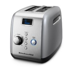 KitchenAid® KMT223CU 2-Slice Bagel Toaster
