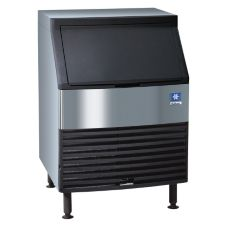 Manitowoc QD-0132A Ice Maker With Bin