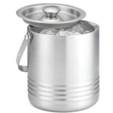 Tablecraft S/S Double Wall Ice Bucket