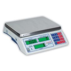 Detecto® Top Loading 15 Lb. Digital Counting Scale