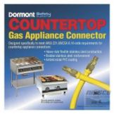 "Dormont® 36"" Countertop Gas Appliance Connector Kit"