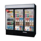 Beverage-Air MMF72-5-W / 61C01-011A 3-Glass Door Freezer Merchandiser