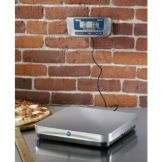 Edlund EPZ-10 10 lb. Digital Pizza Scale with Remote Display