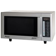 Amana® RMS10T 1000 Watt Low Volume Commercial Microwave