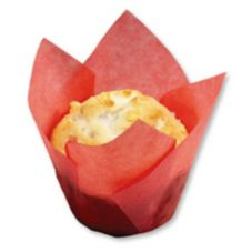 Hoffmaster® 611102 Small Red Tulip Cups - 2500 / CS