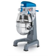 Vollrath® 40758 30 Qt. Floor/Bench Mixer With Guard